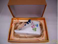 陶製 靴の置物|HEREND