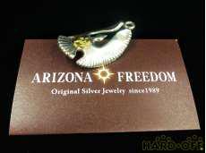 ARIZONA FREEDOM K18 ネックレストップ|ARIZONA FREEDUM