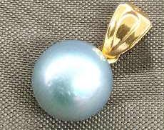 ペンダントトップ ネックレストップ K18 金 貴金属 宝石付きペンダントトップ