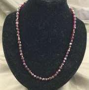 ネックレス K18 金 宝飾品 貴金属|宝石付きネックレス