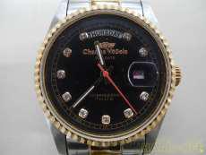 クォーツ・アナログ腕時計|CHARLES VOGELE