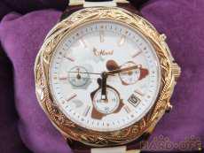 クォーツ・アナログ腕時計 MAXI