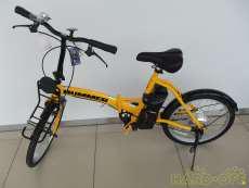 【未使用品】HUMMER折りたたみ電動自転車|ハマー