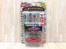 トミカ 懐かしのカタログ付きトミカ|TOMY