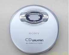 CDウォークマン(ポータブルCDプレーヤー)|SONY