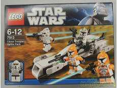 スターウォーズ クローントルーパー バトルパック [管理番号24014]|LEGO