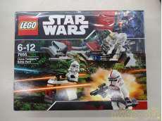 スターウォーズ クローントルーパーズ バトルパック [管理番号112233] LEGO