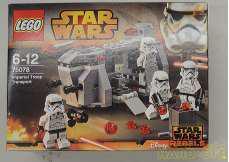 スターウォーズ インペリアル トループ トランスポート [管理番号11551]|LEGO