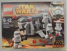スターウォーズ インペリアル トループ トランスポート [管理番号13372]|LEGO