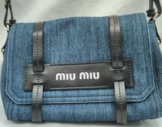 ショルダーバッグ ポシェット|MIU MIU