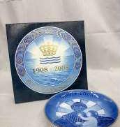 Centennial Plate|ROYAL COPENHAGEN