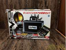 仮面ライダーファイズ ギアボックス|BANDAI