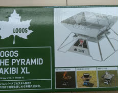 THE ピラミッド TAKIBI XL|LOGOS