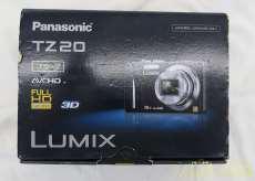 DMC-TZ20|PANASONIC