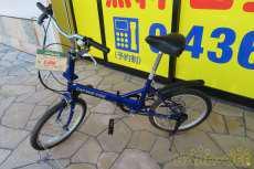 折りたたみ自転車|CAPTAIN STAG