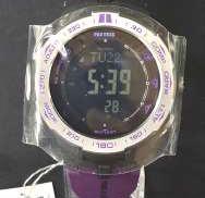 カシオ PRO TREK ソーラー腕時計|CASIO