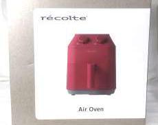 AIR OVEN ノンフライヤー RECOLTE