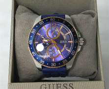 GUESS クォーツ腕時計|GUESS