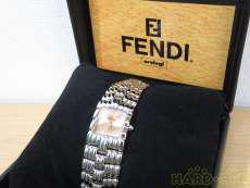 FENDIクォーツ時計|FENDI