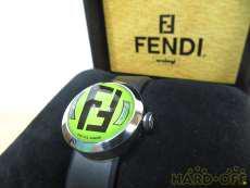 FENDIドームクォーツ時計|FENDI