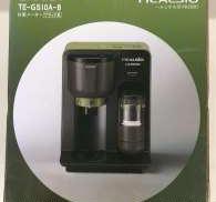 お茶メーカー ヘルシオ|SHARP