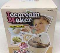 アイスクリームメーカー スリーアップ