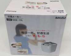 甘酒メーカー NAKASA