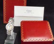 CARTIER 腕時計 マスト21 クォーツ|CARTIER