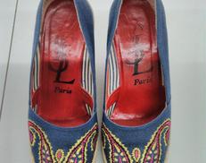 靴|YVES SAINT-LAURENT