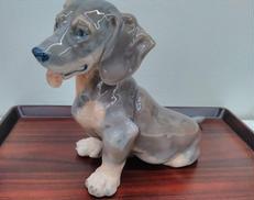 ダックスフントの犬 ROYAL COPENHARGEN