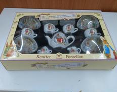 ミニチュア食器セット|REUTTER PORZELLAN