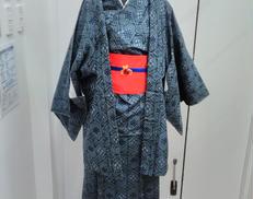 羽織|大島紬