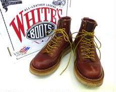 ホワイツブーツ WHITE'S