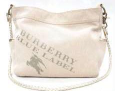 バーバリーブルーレーベル キャンバス ロゴバッグ|BURBERRY BLUE LABEL