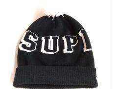 シュプリーム×ニューエラ ニット帽 SUPREME