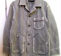 ボタンフライ刺繍ジャケット|ISSEY MIYAKE