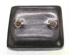 二つ折り財布 GARNI