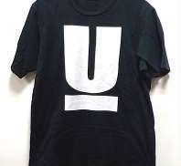 Uロゴ Tシャツ|UNDERCOVER