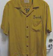チェッカーフラッグボウリングシャツ|STYLE EYES