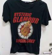 Tシャツ HYSTERIC GLAMOUR