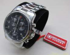 クロノグラフ腕時計 SWISS MILITARY