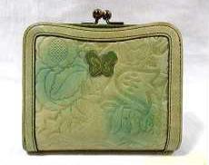 2つ折りガマ口財布|ANNA SUI