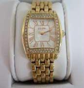 腕時計 ゴールドXホワイト|FOLLI FOLLIE