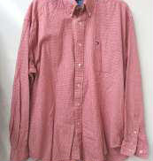 L/Sシャツ TOMMY HILFIGER