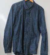 L/Sピンタックシャツ 5351POUR LES HOMME