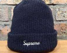 SUPREME ニット帽 SUPREME