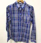 L/Sチェックシャツ URBAN RESEARCH