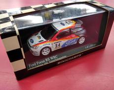 FORD FOCUS RS WRC 2002|MINICHAMPS