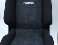バケットシート RECARO 7-WOOD