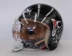 ジェットヘルメット レディース|DAMMTRAX